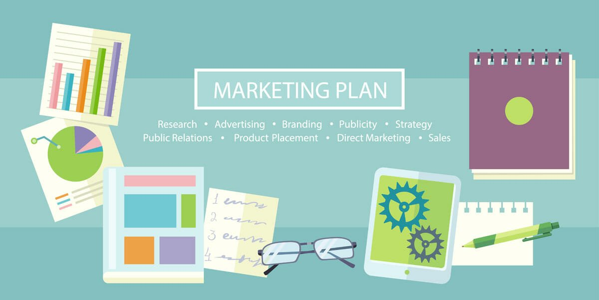 Explain the marketing and sales plan
